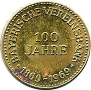 Token - Bayerische Vereinsbank – avers