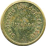 Safe deposit token - Ostertag (Itzehoe) – avers