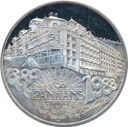 100 Schilling - Casinos Austria (Panhans) – avers
