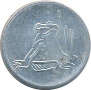 1 Pfennig (Spielgeld, Frog) – avers