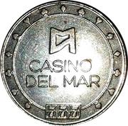 Casino Del Mar - Game Token – revers