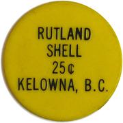 Rutland Shell – avers