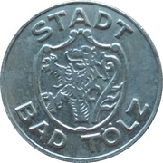 Public Swimming Pool Token - Bad Tölz (youth) – avers