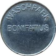 Jeton de lavage automobile - Kärcher Clean Park (Waschpark Bonifatius) – avers