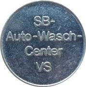 Jeton de lavage automobile - Kärcher Clean Park (SB- Auto-Wasch-Center VS) – avers