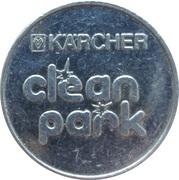 Jeton de lavage automobile - Kärcher Clean Park (SB- Auto-Wasch-Center VS) – revers