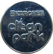 Jeton de lavage automobile - Kärcher Clean Park (Villingen) – revers