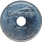 Token - Center Parcs (De Vossemeren) – avers
