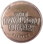 Token - The Pavilion Fun Park – revers
