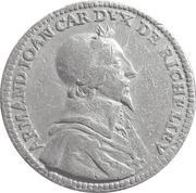 Richelieu - Hoc Duce Tuta – avers