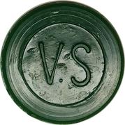 Token - V S (thin) – avers