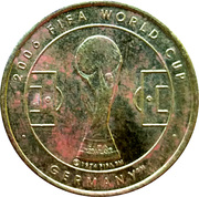 Token - 2006 FIFA World Cup (Argentina) – revers