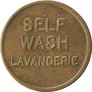 Jeton de laverie automatique - Self Wash Lavanderie – avers