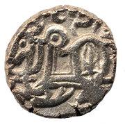 1 Jital  Anangapala II (1049-1079)  Tomara de Delhi – avers