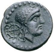 Bronze Æ22 -  avers