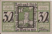30 Pfennig (Tonndorf-Lohe) – avers