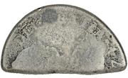 9 Pence (Countermark type II) – revers