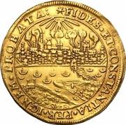 Talar oblężniczy - Toruń under siege (Toruń mint) – revers