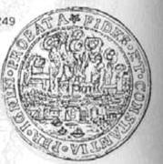 5 Dukatów - Toruń under siege (Toruń mint) – revers