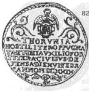 10 Dukatów - Toruń under siege (Toruń mint) – avers