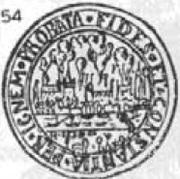 Trzy dukaty - Toruń under siege (Toruń mint) – revers