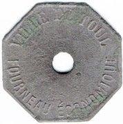 5 centimes Fourneau Economique TOUL (54) – avers