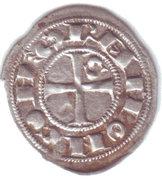 Obole raimondine - Raymond V, VI ou VII – avers