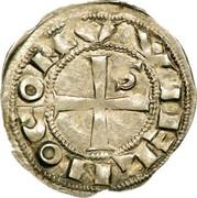 Denier - Guillaume IV (Comte de Toulouse) – avers