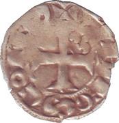 Denier - Alfonse II Comte de Toulouse – avers