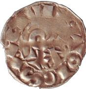 Denier - Alfonse II Comte de Toulouse – revers