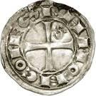 Denier raimondin - Raymond V, VI ou VII – avers