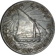 10 Centimes Département de la Haute Garonne - Toulouse 31 – avers