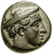 Bronze Æ15 (Tragilos) – avers