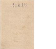 50 Heller (Traisen) – revers