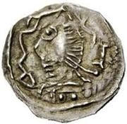½ siliqua Au nom de Justinian I, 527-565 (Pannonie?) – avers