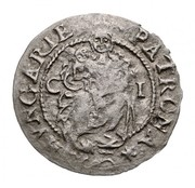 1 Denár - Gábor Báthori (1608-1613) – revers