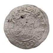 1 Denár - Gábor Báthori (1608-1613) – avers
