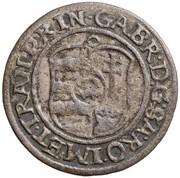 Garas - Gábor Bethlen (1613-1629) – avers
