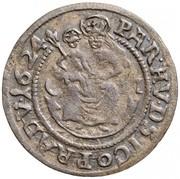 Garas - Gábor Bethlen (1613-1629) – revers
