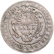 3 Garas - Gábor Bethlen (1613-1629) – avers