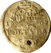 1 Poltura - Joseph I (1705-1711) – revers