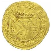 1 Ducat - Sibiu (With title of Rudolf II) – avers