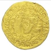1 Ducat - Sibiu (With title of Rudolf II) – revers