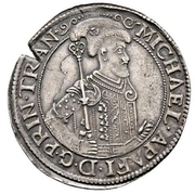 ½ Thaler - Michael Apafi (1661-1690) – avers