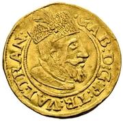 1 Ducat - Gabriel Bathori  (1608-1613) – avers