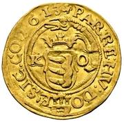 1 Ducat - Gabriel Bathori  (1608-1613) – revers