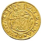 1 Ducat - János Zsigmond (1559-1571) – revers