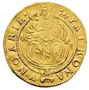1 Ducat - Sigismund Báthori (1581-1602) – revers