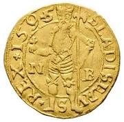 1 Ducat - Zsigmond Báthori (1581-1602) – avers