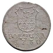 1 Poltura - Karl VI (1711-1740) – revers